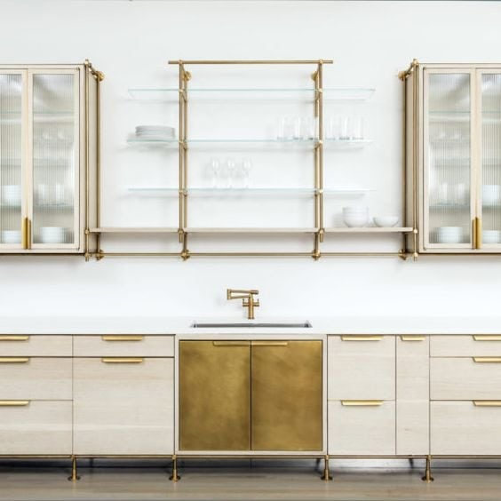 Satin brass – Blog by Darci Hether New York