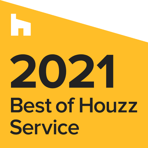 Best of Houzz 2021 awarded to Darci Hether New York for client satisfaction