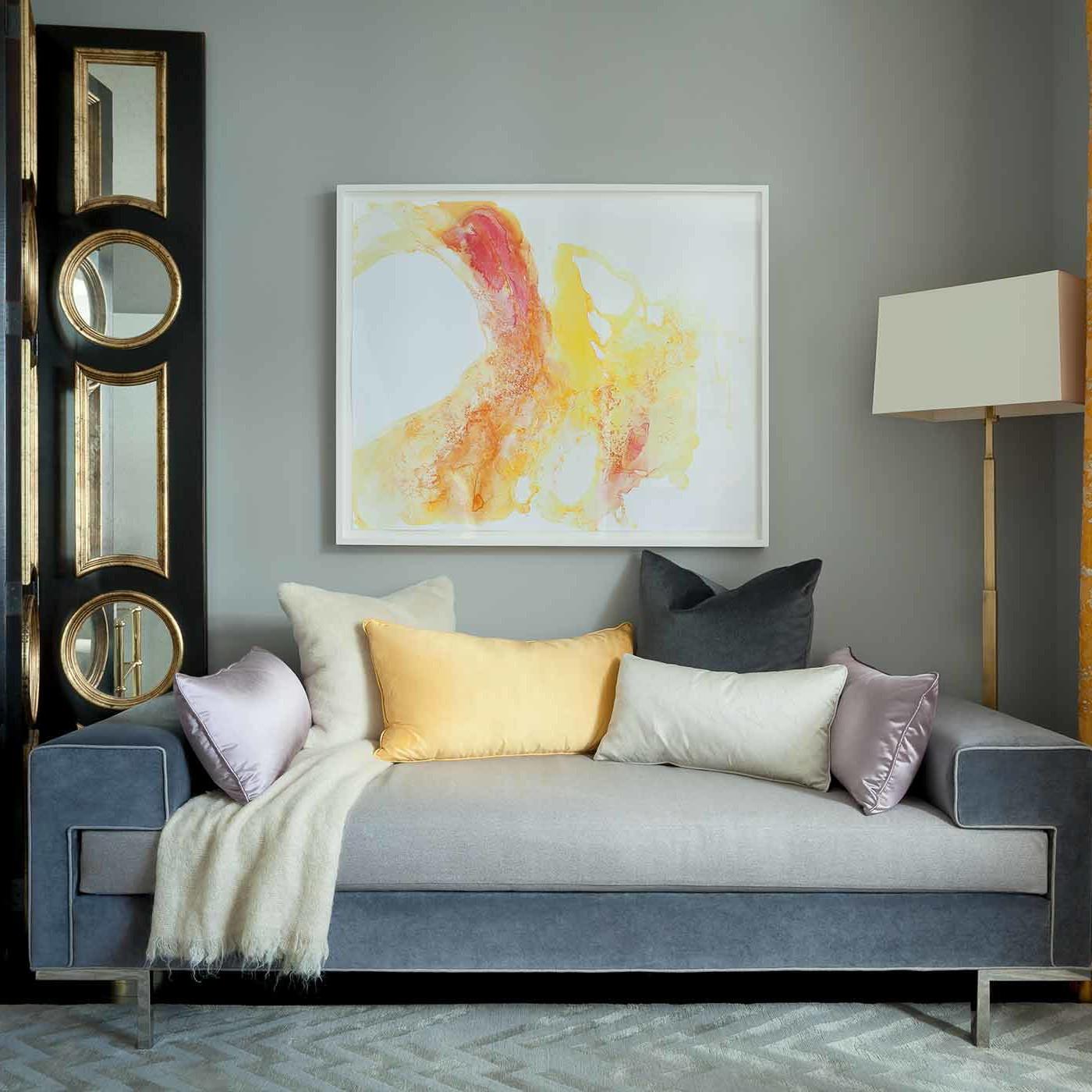 designer showhouse bedroom - darci hether new york