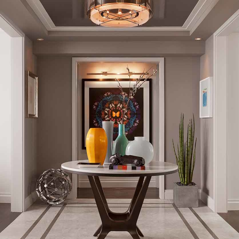 My insta-famous foyer – Blog by Darci Hether New York