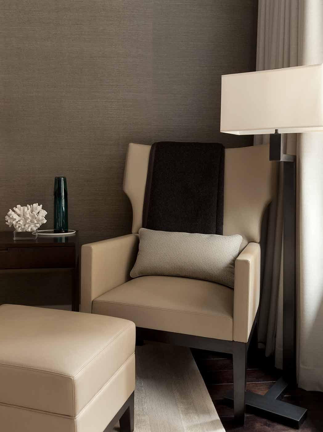 Bachelor pad masculine master bedroom – Blog by Darci Hether New York