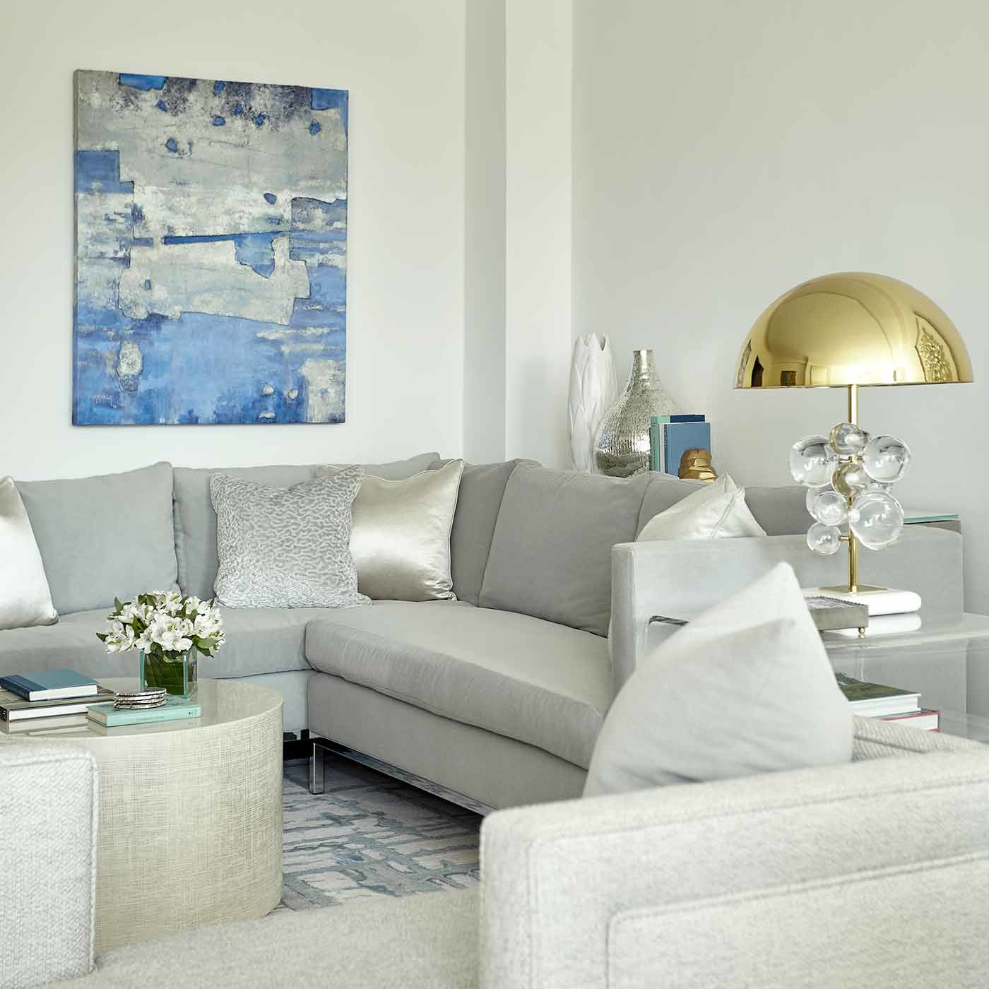 NYC apartment renovation by NYC's top interior design firm Darci Hether New York