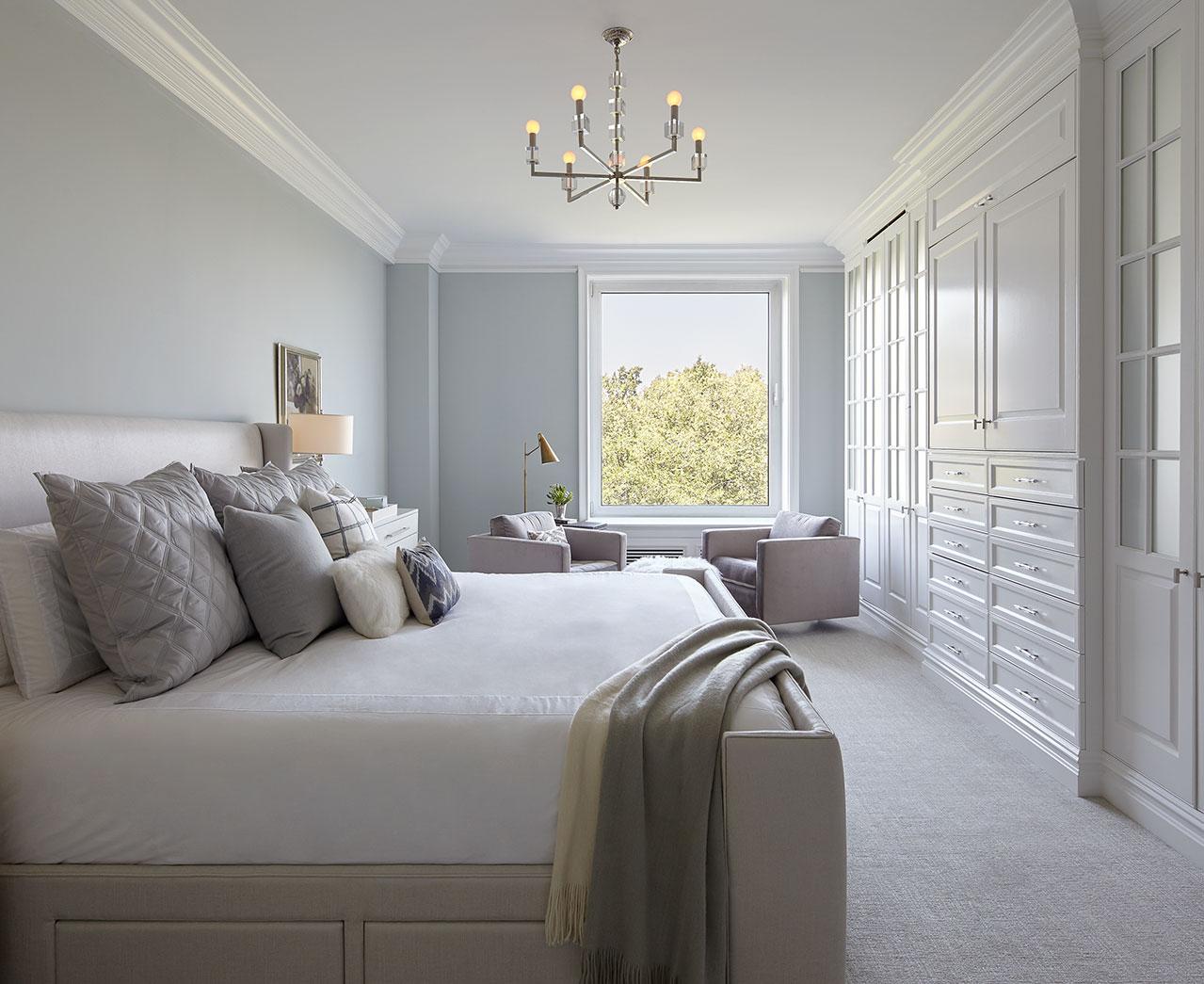 tranqual bedroom-interior design