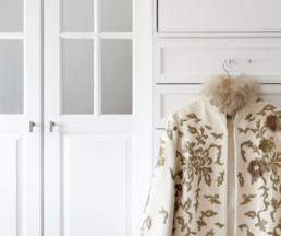 custom built in closet-interior design