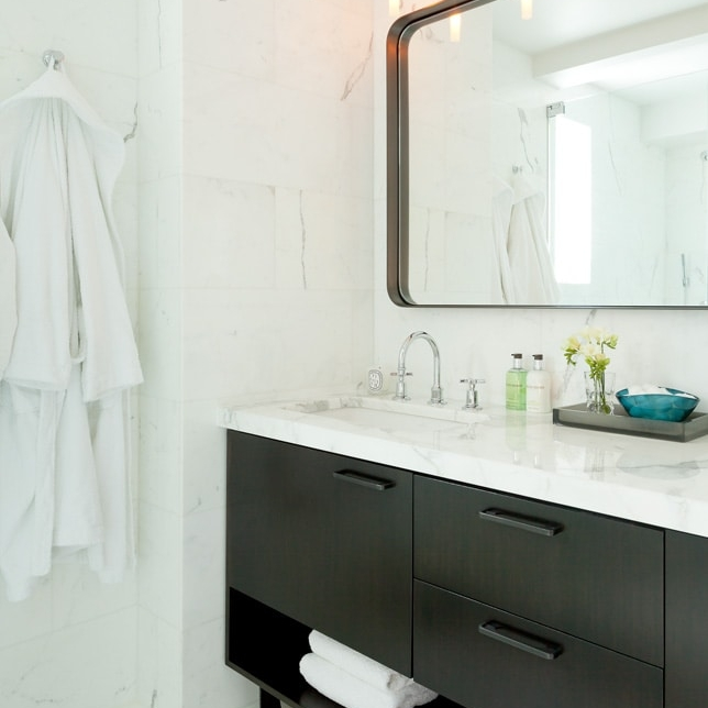 Before and after of the ugliest bathroom of my career – Blog by Darci Hether New York