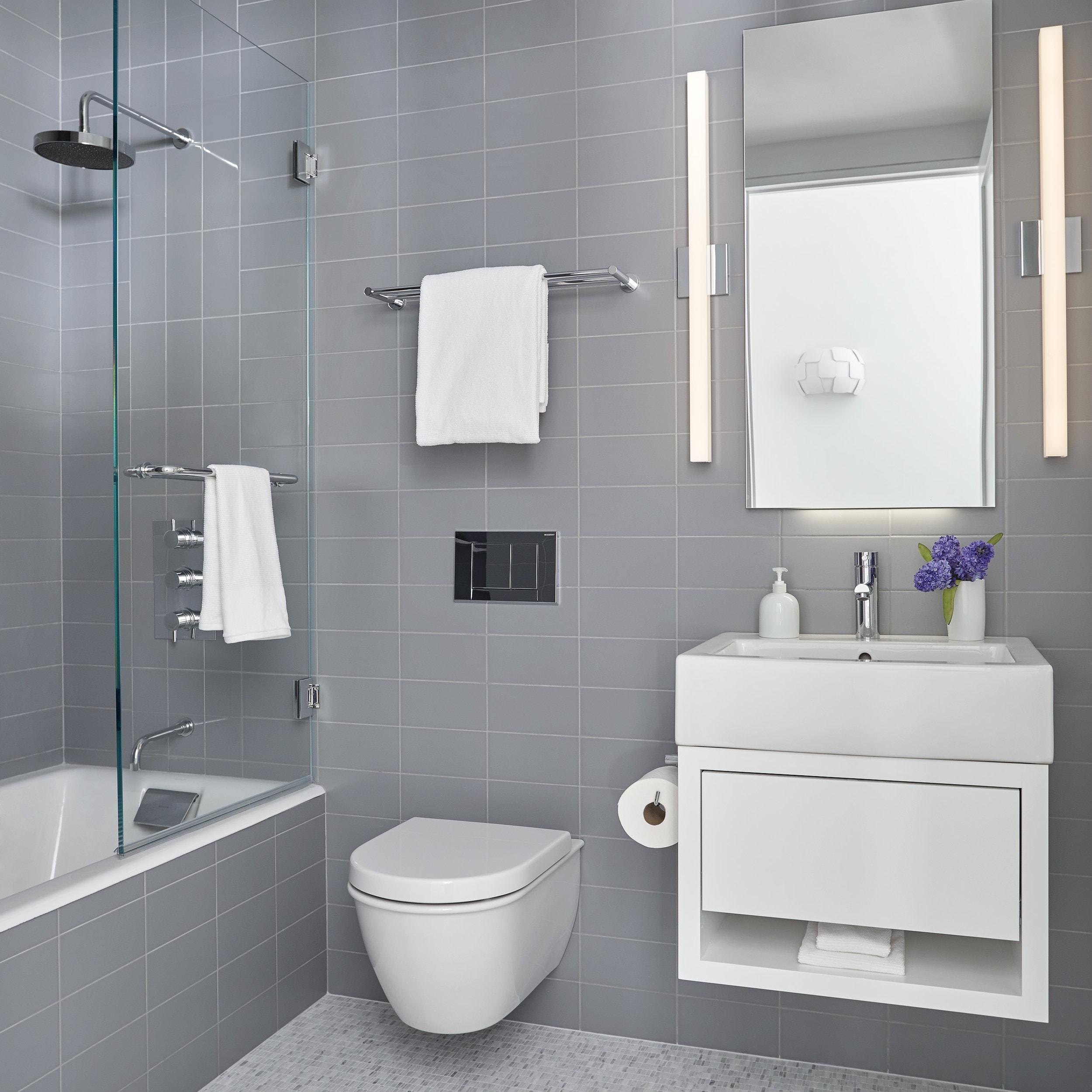 Contemporary bath – Blog by Darci Hether New York