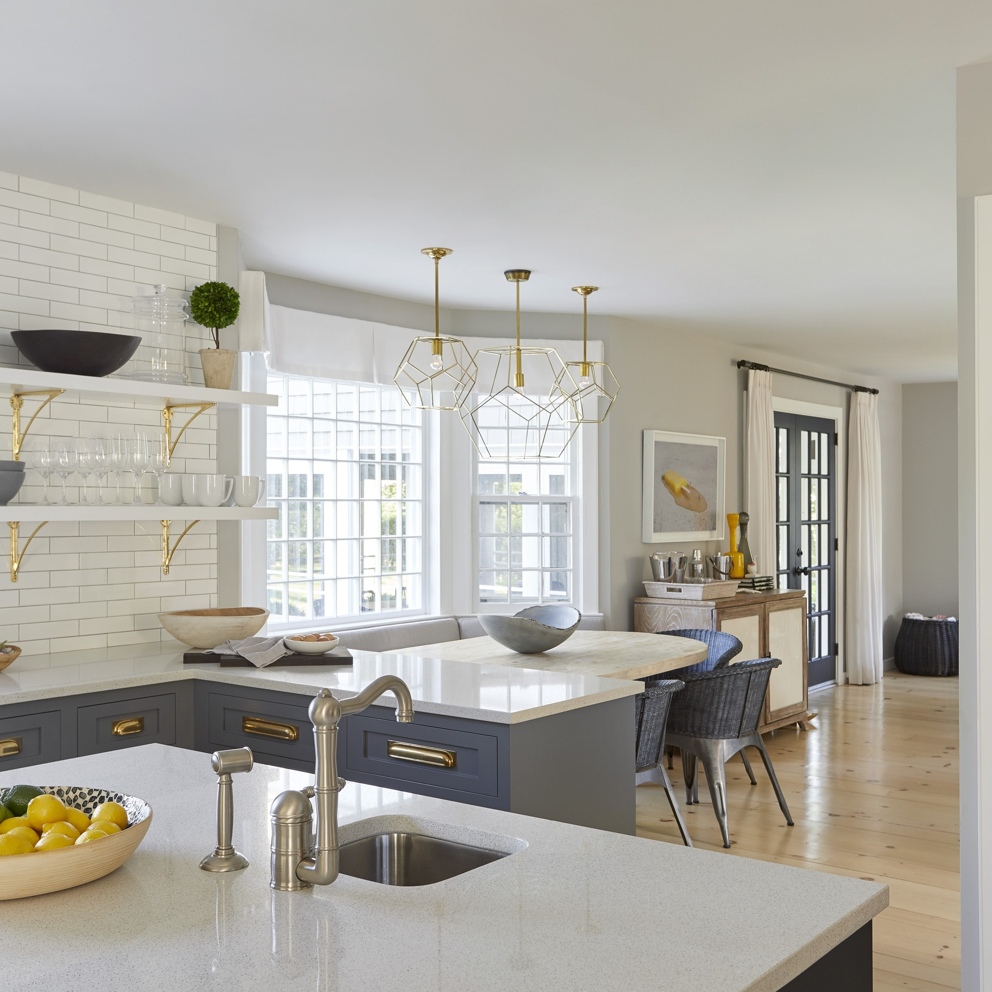 Mixed metals in the kitchen – Blog by Darci Hether New York
