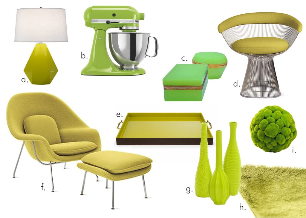 darci hether approved acid green accessories