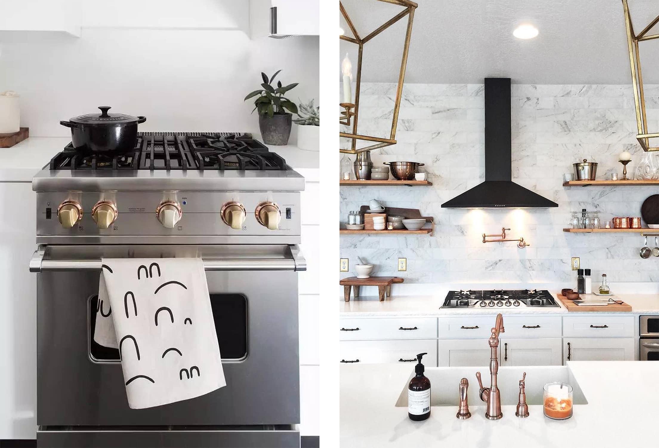 Mixed Metals In The Kitchen Darci Hether
