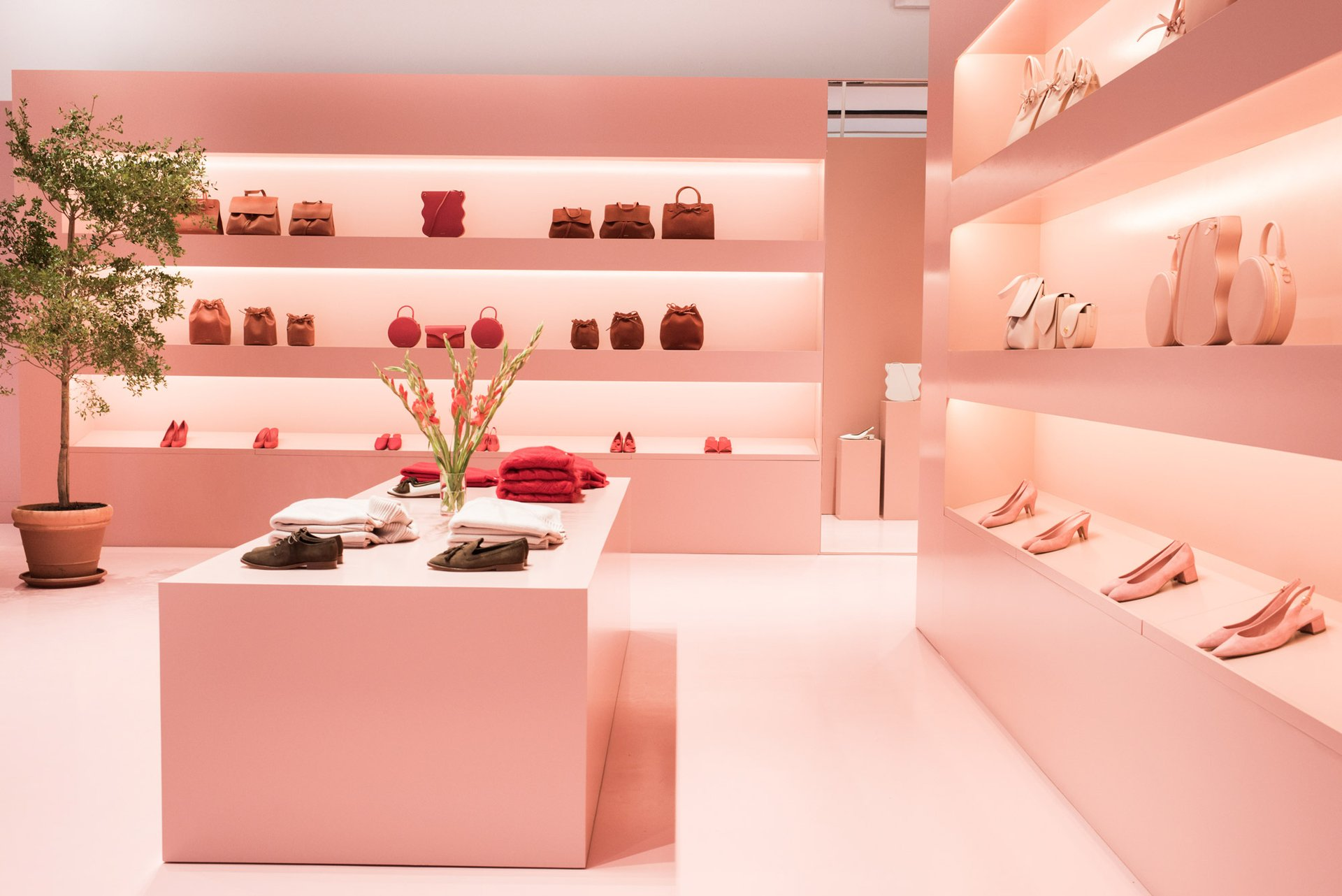 mansur gavriel madison ave interior