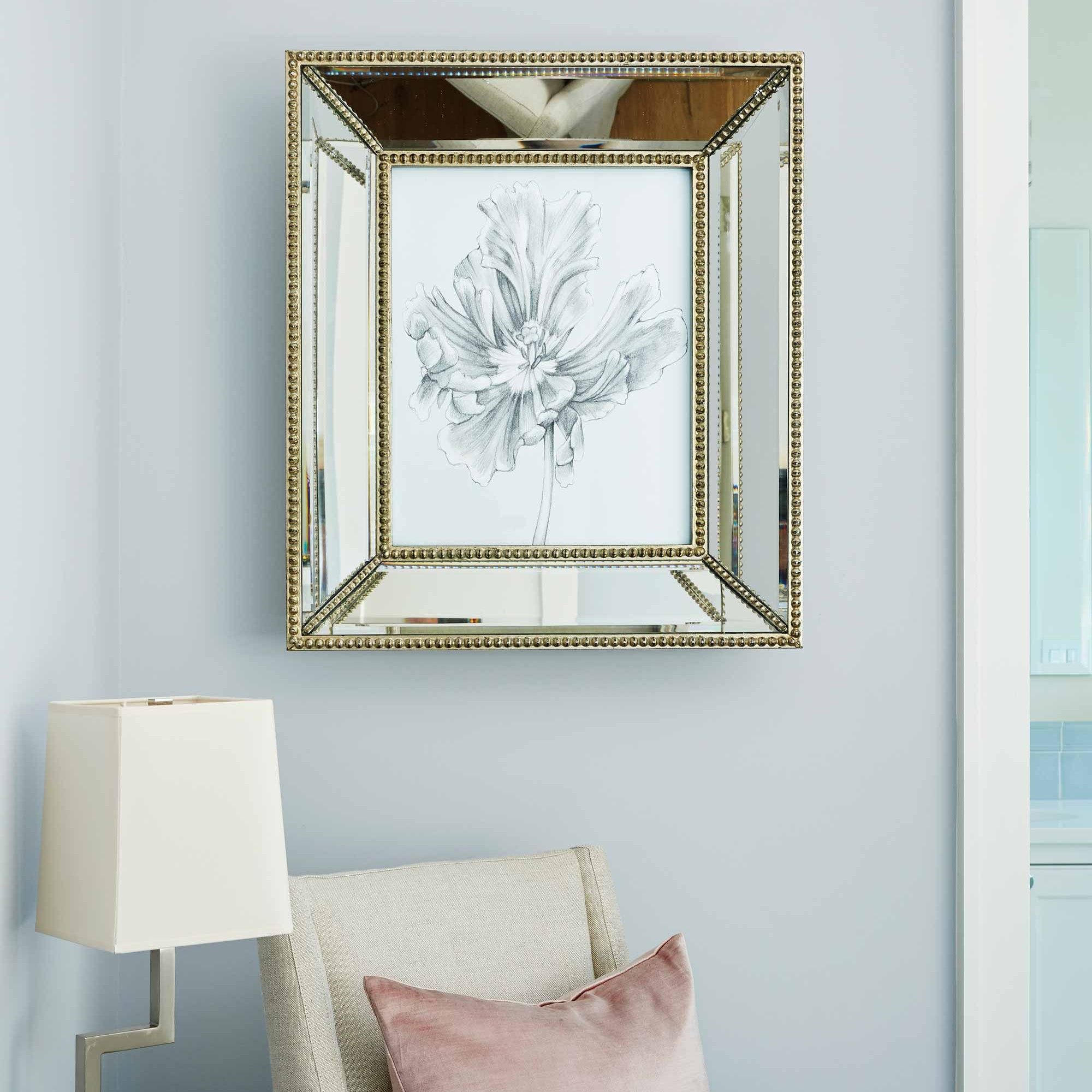 Guestroom wall art in Watersound beach by Darci Hether New York