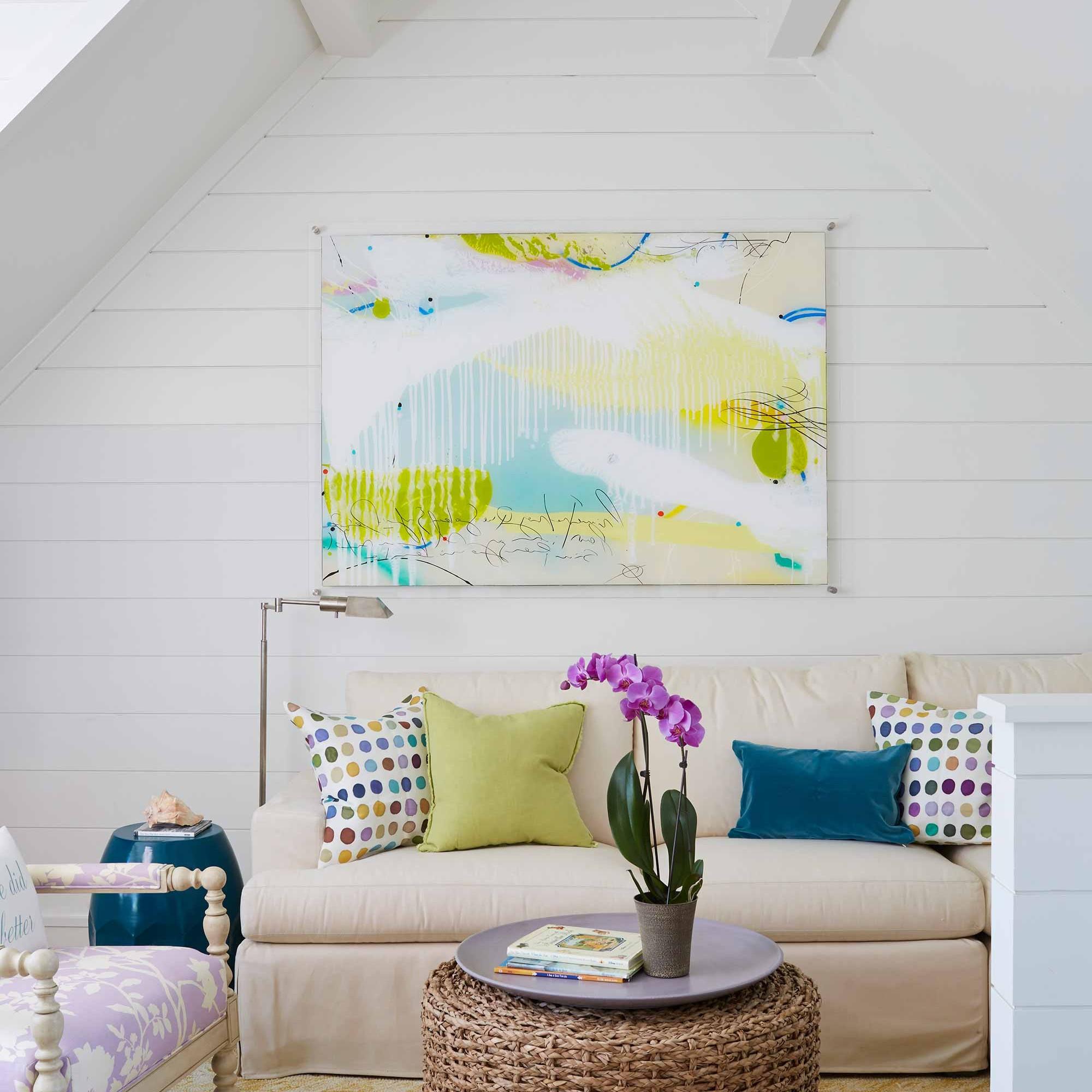 Coastal kids room interior design by Darci Hether in New York