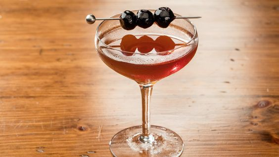 a classic manhattan - NYTimes cooking