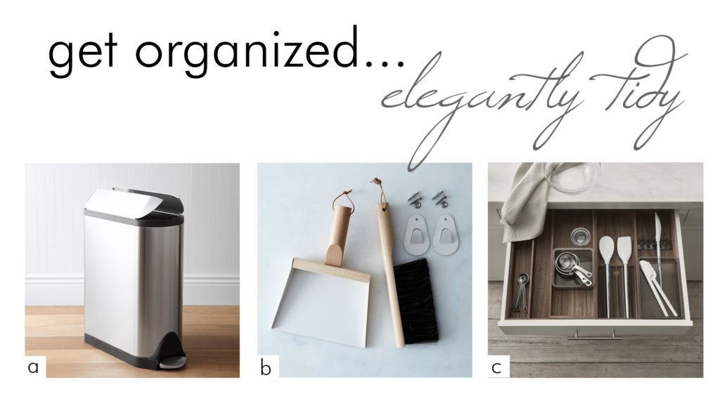 get organized - kitchen organization - spring cleaning - darci hether new york