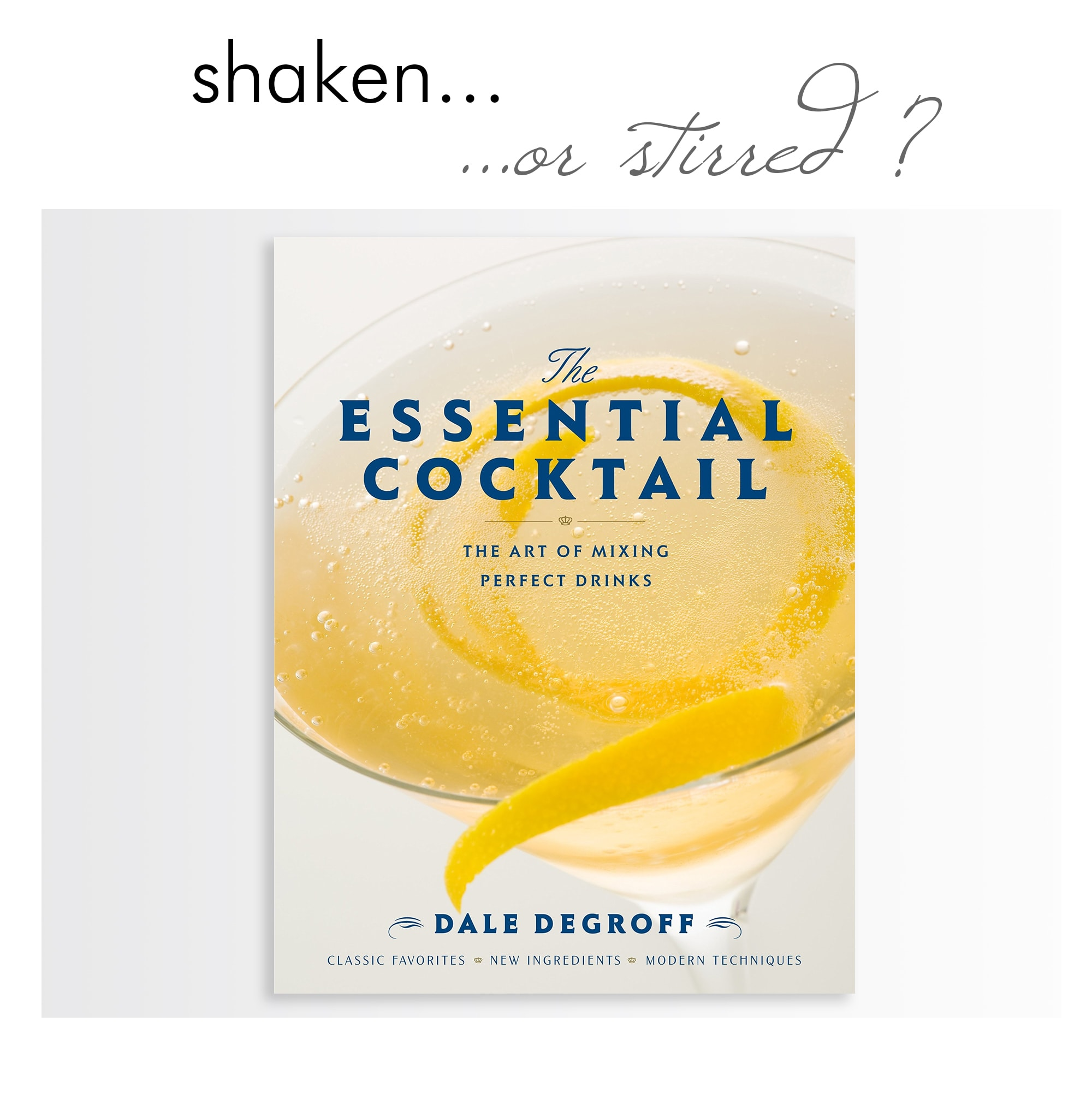 take a sip of spring with this beautiful book of cocktail recipes