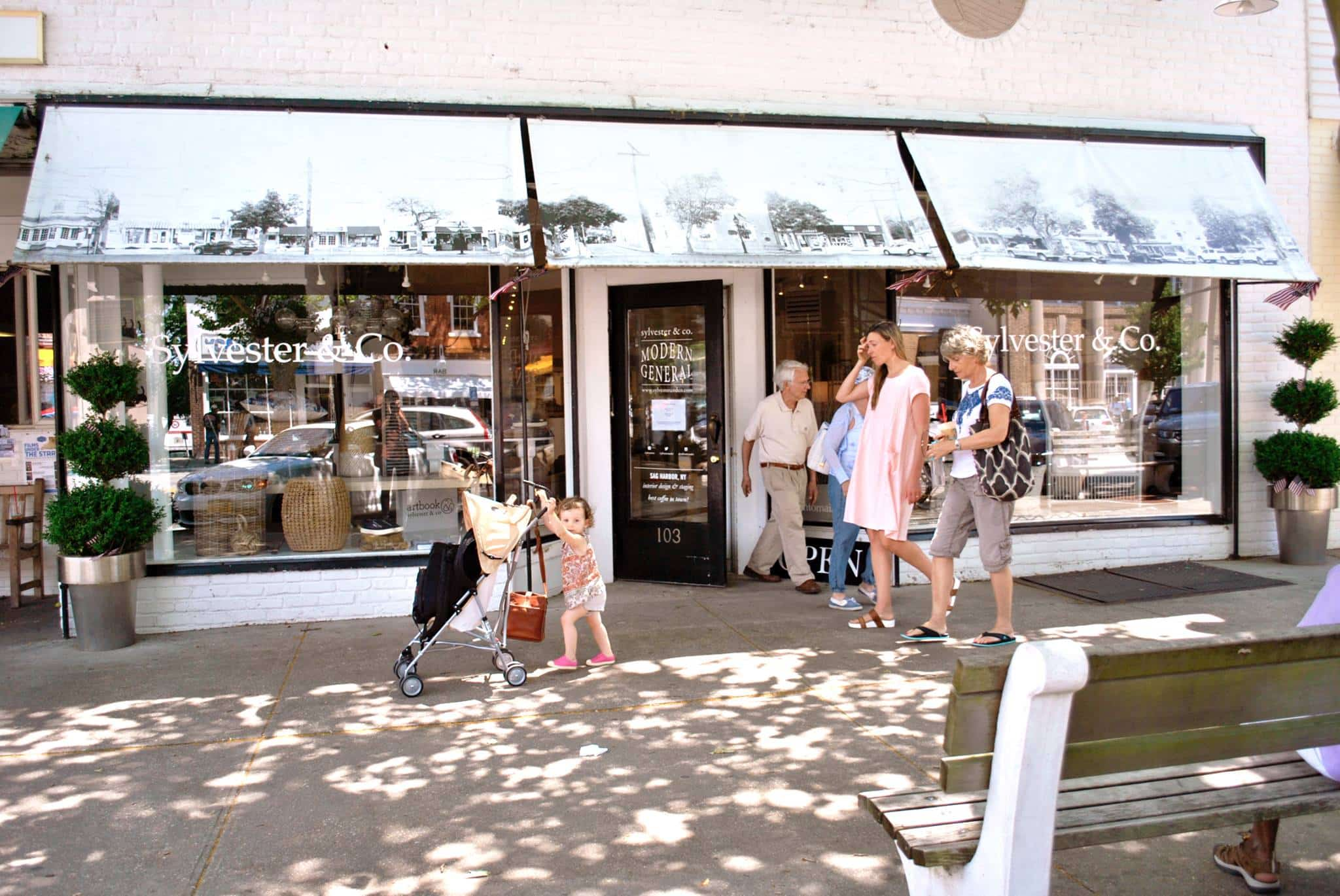 sylvester & co is a fun place to shop in sag harbor! - darci hether new york - here are my top 10 recommended desitnations