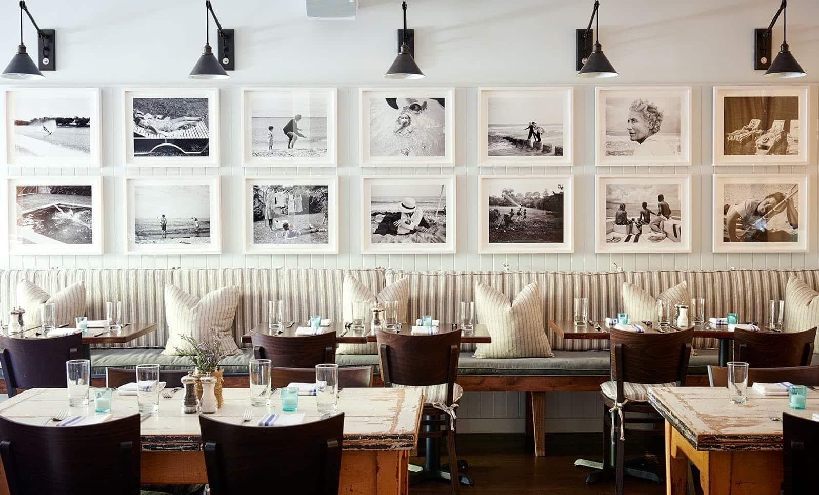 i adore highway restaurant in the hamptons - it's one of my top 10 hamptons destinations! read my whole list - darci hether new york