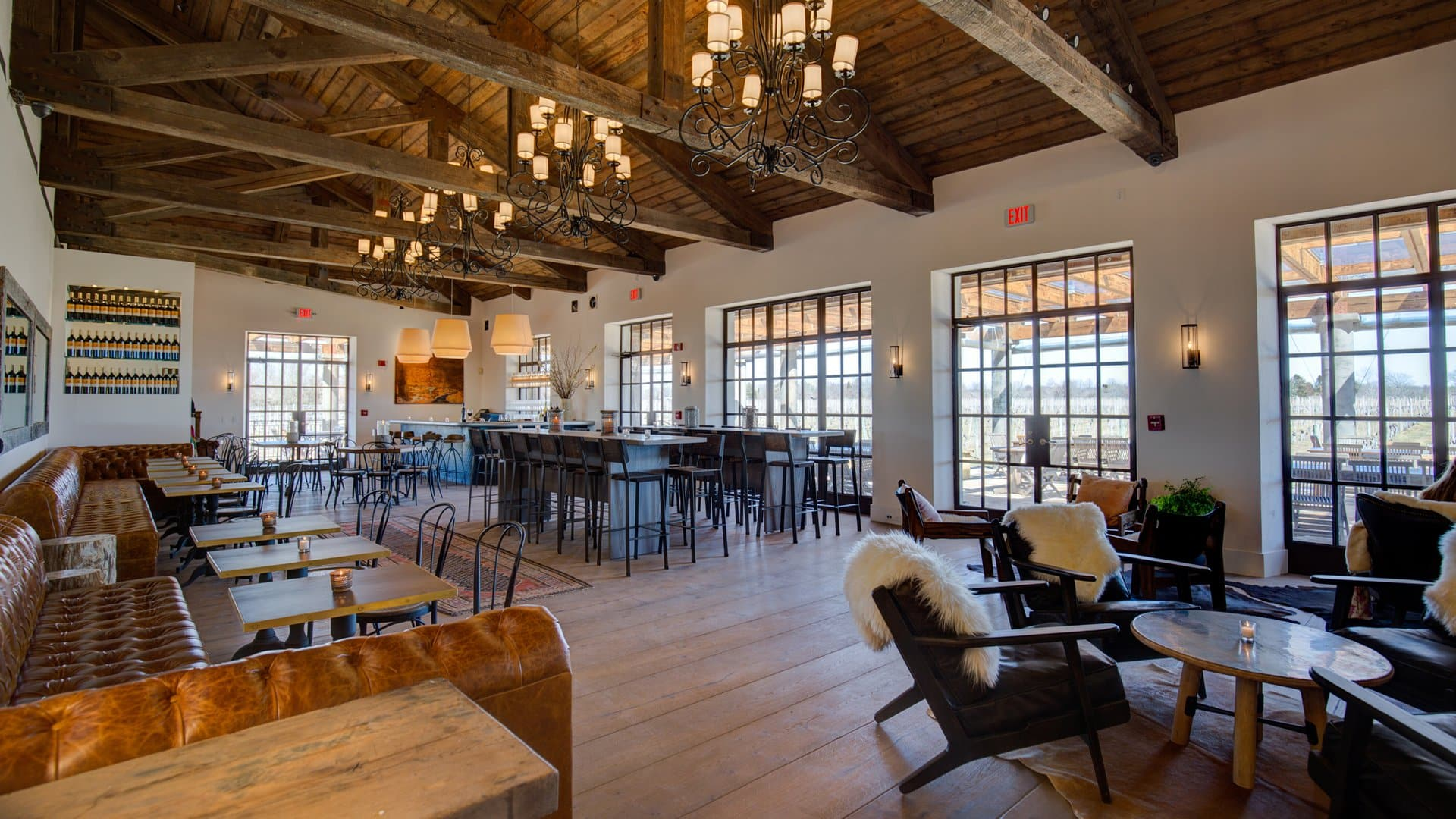 the wolffer estate vineyard is one of my favorite places in the hamptons! here are the top 10 hamptons destinations - darci hether new york