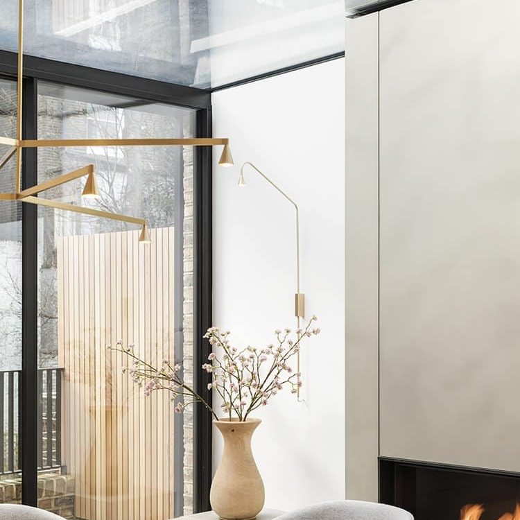 Design crush – Louise Holt's chic London interiors – Blog by Darci Hether New York