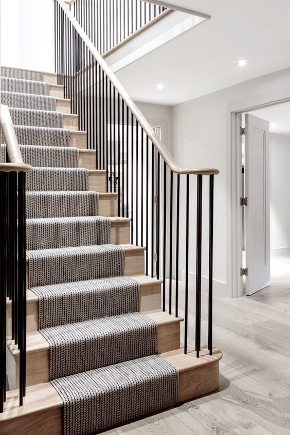 bespoke staircase - louise holt design
