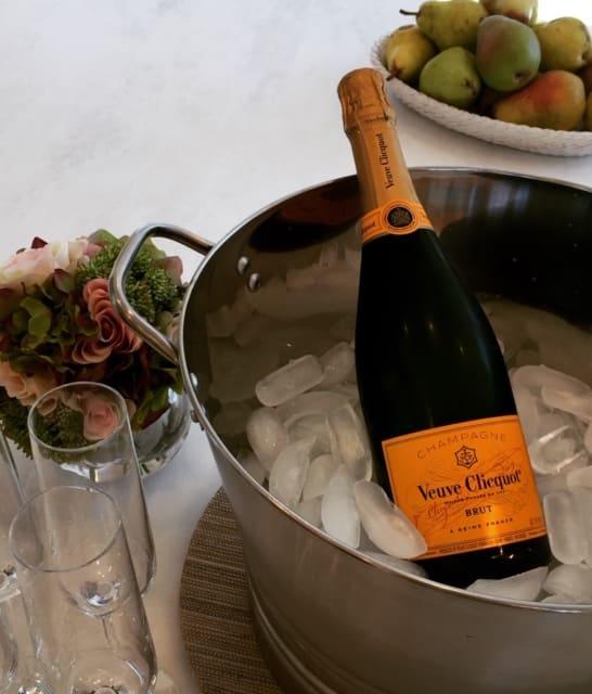 Champagne, Veuve Clicquot, bubbly