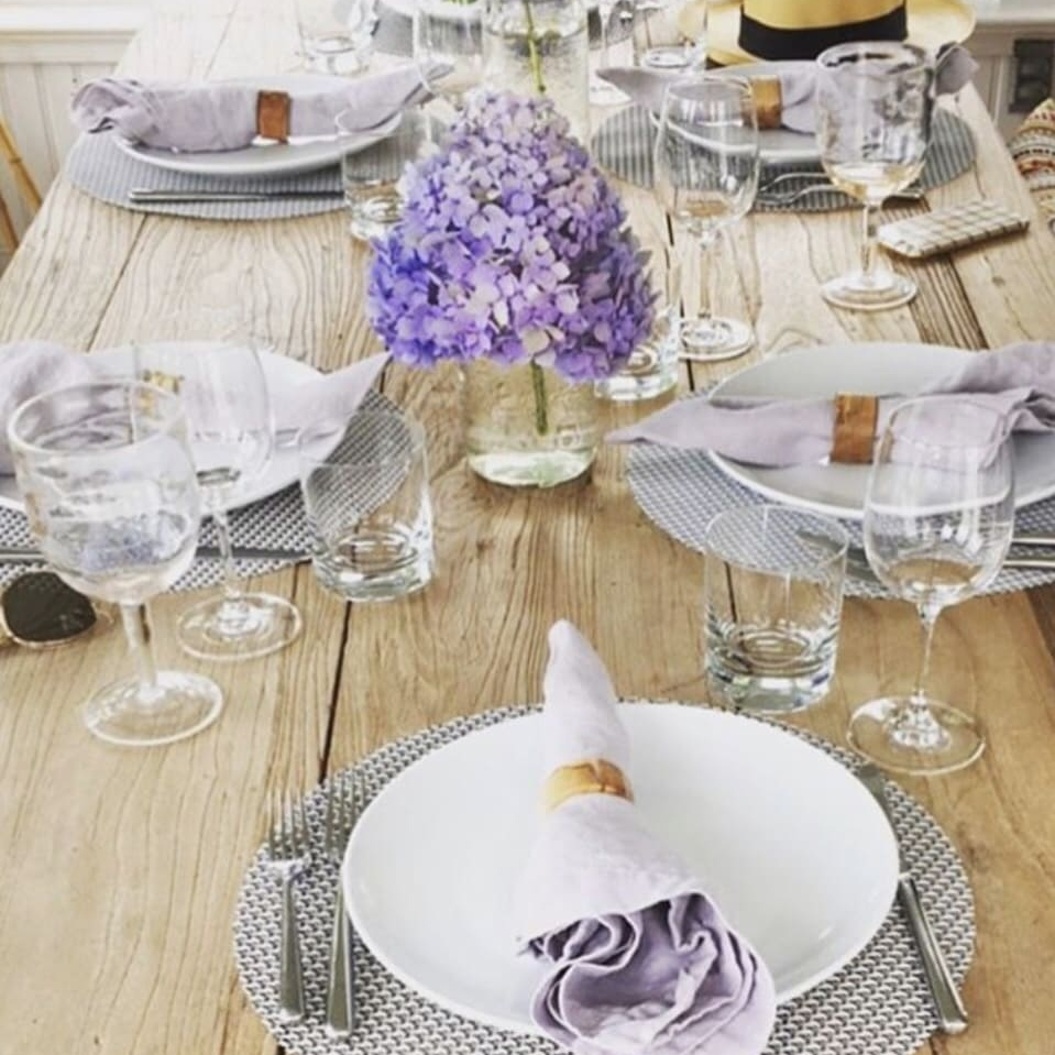 How to throw the perfect summer dinner party – Blog by Darci Hether New York