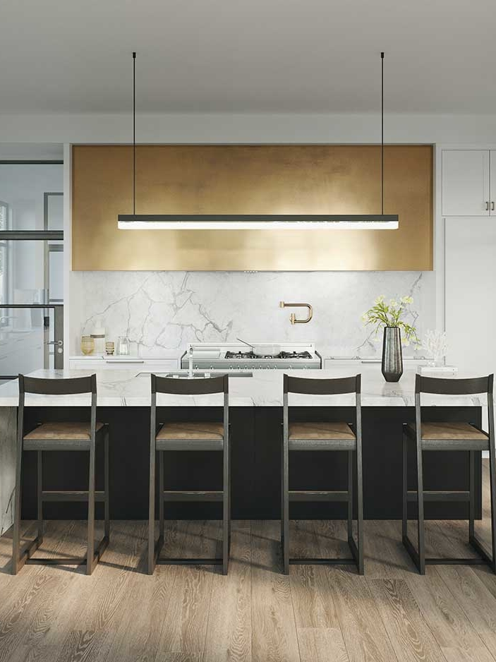 Interior design project in Bridgehampton by NYC's top interior designer Darci Hether