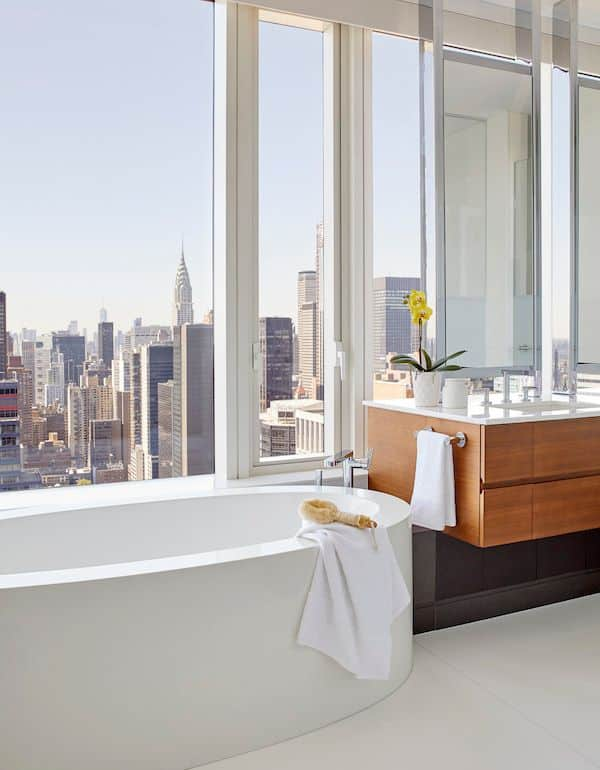 Darci-Heather-New-York_Luxury-Interior-Design_How-to-Know-when-to-Hire-an-Interior-Designer bathroom nyc view