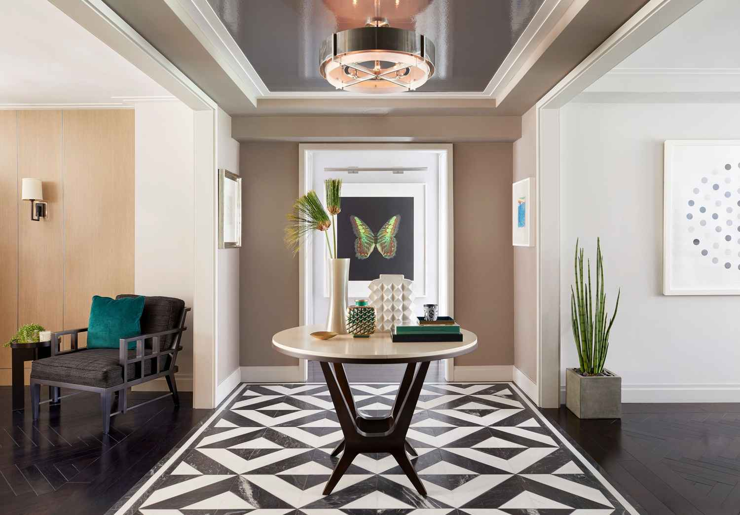darci hether new york bespoke bachelor pad managed from afar