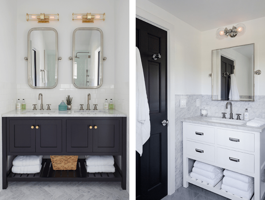 darci-hether-new-york_interior-designer_how-to-use-mixed-metals-to-create-a-luxury-look-in-your-bathroom_side-by-side-photos-of-hamptons-home-with-mixed-metal-bathrooms