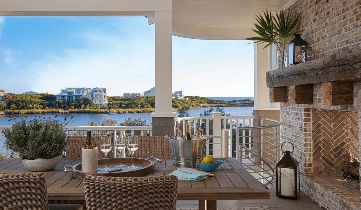 dhny interior design bridgehampton outdoor bar tips style essentials