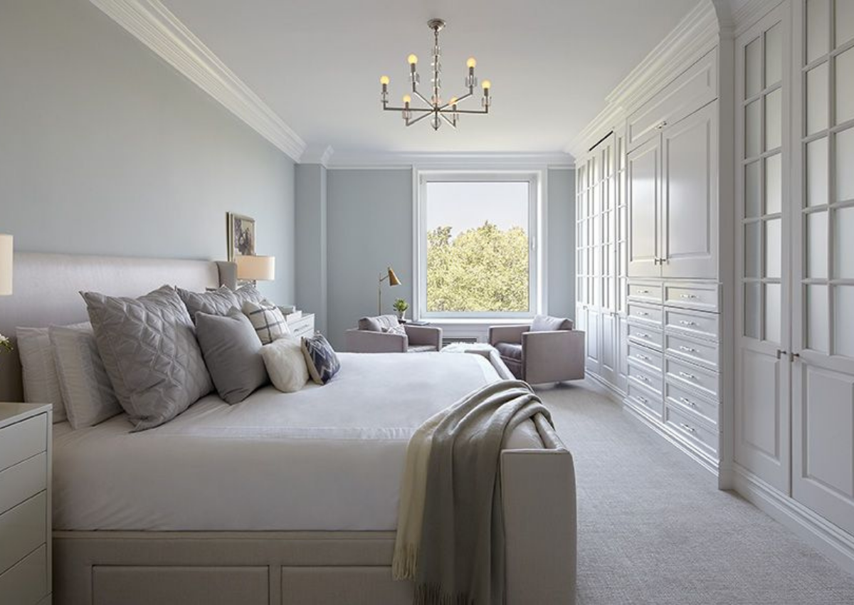 5th ave apartment dhny interior design bedroom for sleep restful peaceful elegant